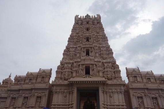 Sri Shakit Temple (kuala selangor)